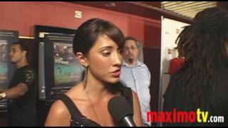 Fernanda Romero (Mexican Actress) Interview at STREETBALLERS