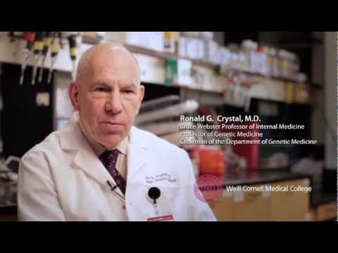 The Inside Story | New Understanding About Genetic Medicine | Dr. Ronald G. Crystal | Weill Cornell
