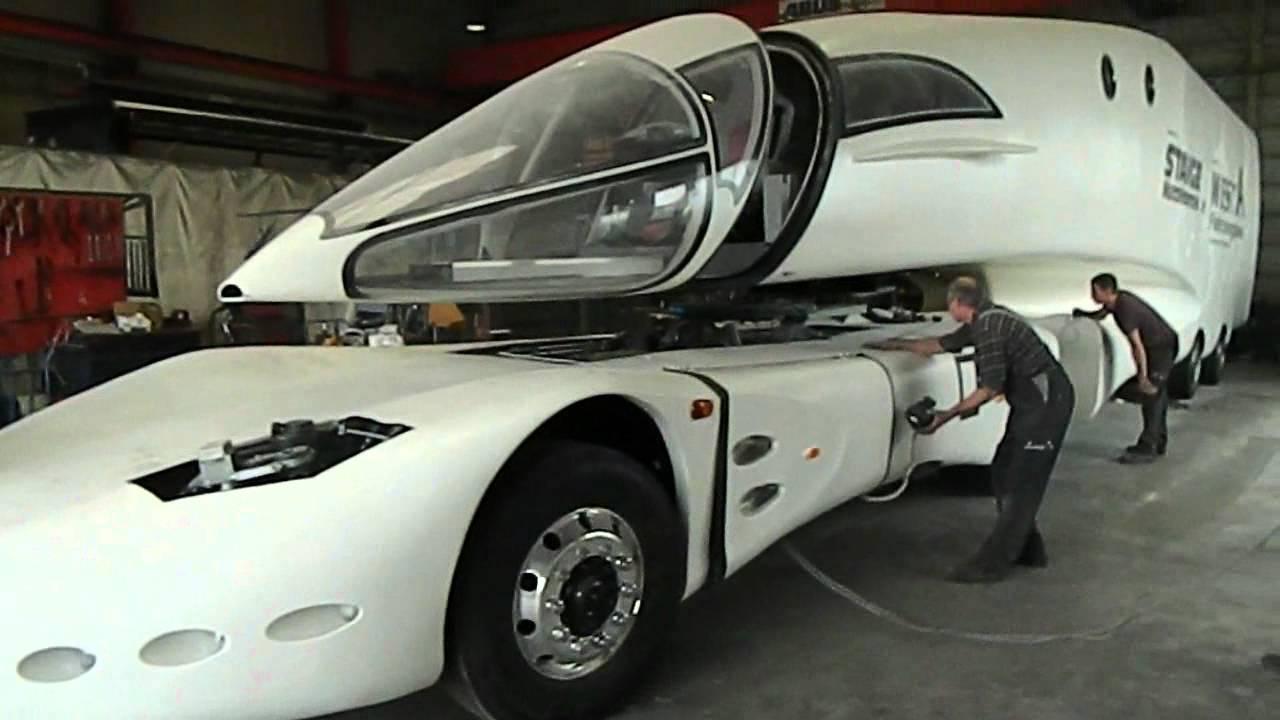 diesel reloaded tum 39 s innotruck demonstrates a radical. Black Bedroom Furniture Sets. Home Design Ideas