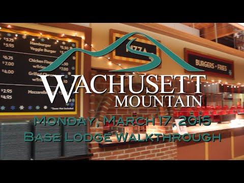 Wachusett Mountain Lodge Walkthrough