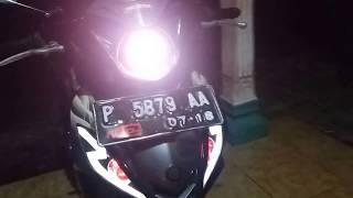 Led Projie High-Low for Old Jupiter MX