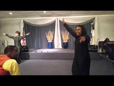 Praise dance to kierra sheard free