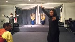 Praise dance to kierra sheard free