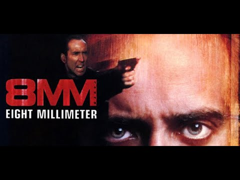 Ver 8MM Eight Millimeter (1999) VHS Movie Review en Español