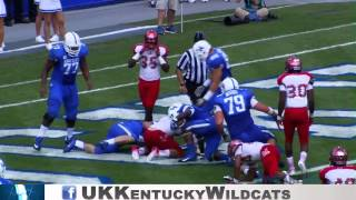 Kentucky Wildcats TV: Kentucky Football vs. Miami