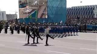 7 мая 2015 года состоится Военный парад, посвященный Дню защитника Отечества и 70-летию Победы в ВОВ