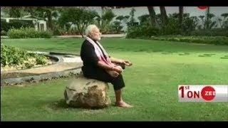 Watch: PM Modi's 'panchatatva' fitness video