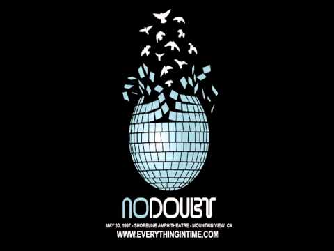 No Doubt - Live in Mountain View, Shoreline Amphitheatre May 30 1997 [AUDIO]