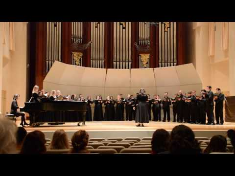 The Yellow Rose of Texas- Baylor A Capella Choir - 2017
