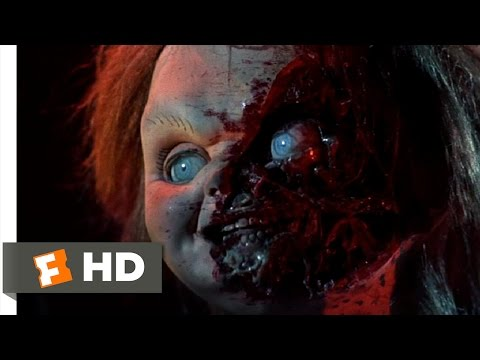 Child's Play 3 (1991) - End of the Line Scene (10/10) | Movieclips