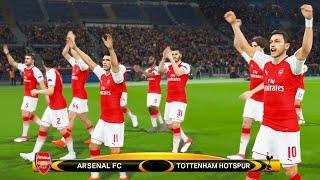Arsenal vs Tottenham - UEFA Super Cup 2019