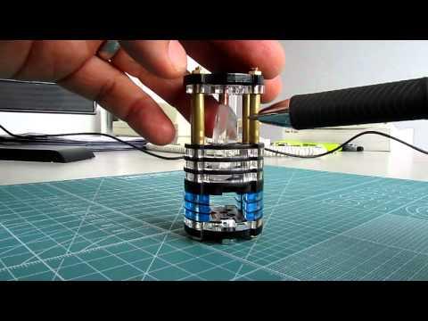 Download Assembling My Vintage Graflex Lightsaber With