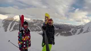 GoPro La Foux Ski 2014 !!