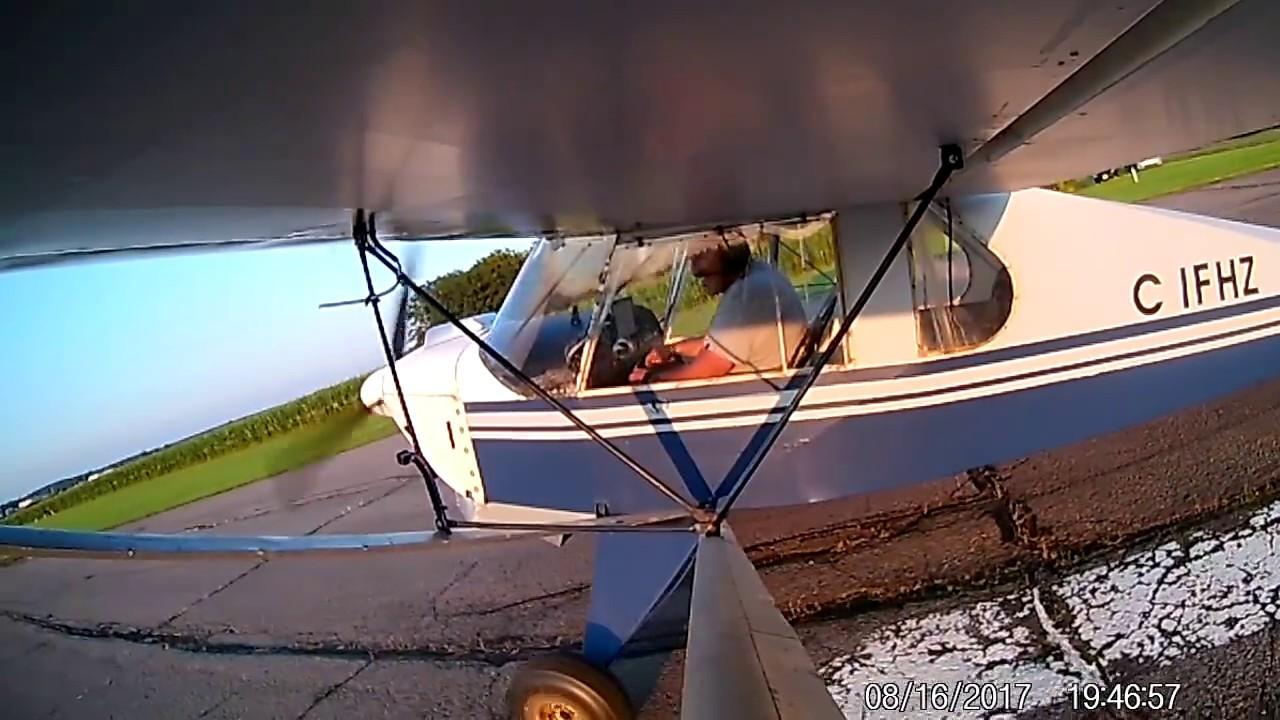 Essence. Lil hustler ultralight aviation