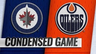 Winnipeg Jets vs Edmonton Oilers – Sep.20, 2018 | Preseason | Game Highlights | Обзор матча