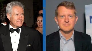 Ken Jennings Gives Update On 'Jeopardy!' Host Alex Trebek In Quarantine (Exclusive)