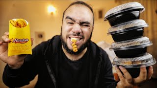أحسن بطاطس مقلية في مصر ( French Fries ) الجزء الثاني