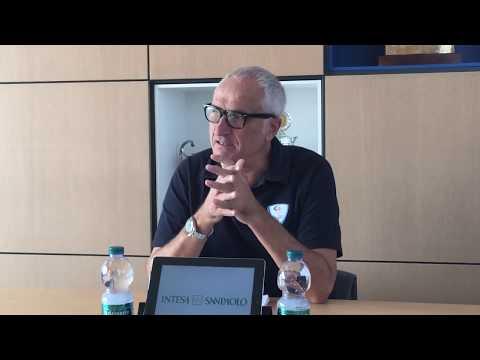 Basket, Coach Cesare Pancotto Presenta La Sfida Tra Pallacanestro Cantù E Reggio Emilia