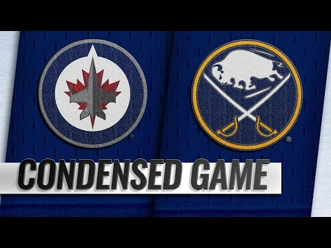 02/10/19 Condensed Game: Jets @ Sabres