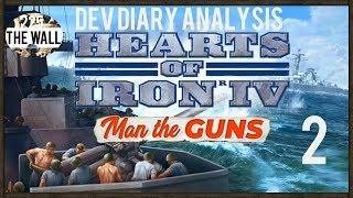 Hearts of Iron 4 MAN THE GUNS DLC - Dev Diary Analysis 2