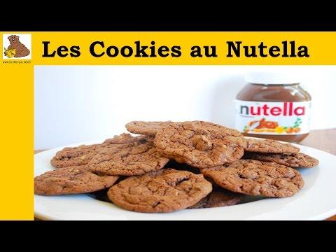 les-cookies-au-nutella---recette-rapide-et-facile