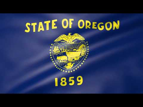 Oregon state song -