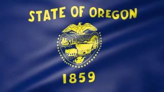 "Oregon state song - ""Oregon, My Oregon"""