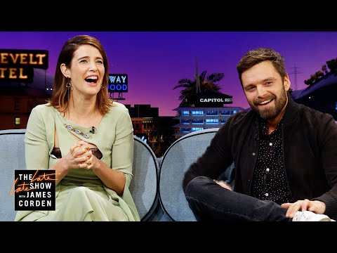 Avengers Theories: Cobie Smulders, Sebastian Stan & Reggie Watts