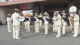 高松市役所吹奏楽部ミニコンサート「2019高松秋の祭り」
