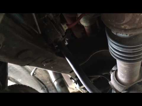 F-250 Sway Bar End Links and Bushings Part 1 of 2
