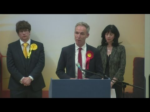 "Jim Murphy defeated: ""This is enormous moment"" for the SNP"