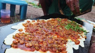 Prawns omelette by 106 Mastanamma | Country foods