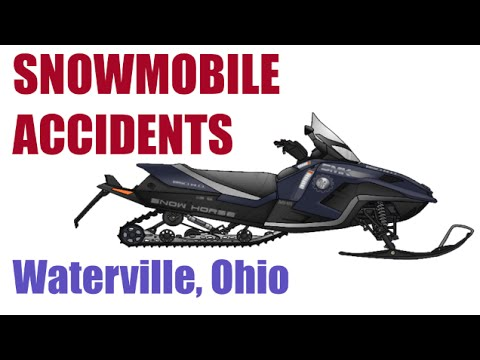 Ohio Personal Injury Attorney - Snowmobile Accidents - Waterville, OH