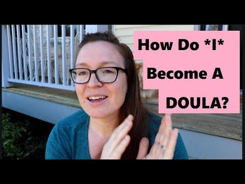 How I Became a Doula + Choosing a Training Program