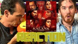 Kalank   Official Trailer REACTION!!!!