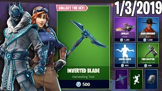 LA PEAU LA PLUS COOL DEPUIS SI LONGTEMPS! 3 janvier New Skins - Daily Fortnite Item Shop