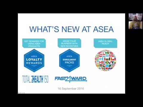 What's New At ASEA Sep 2016