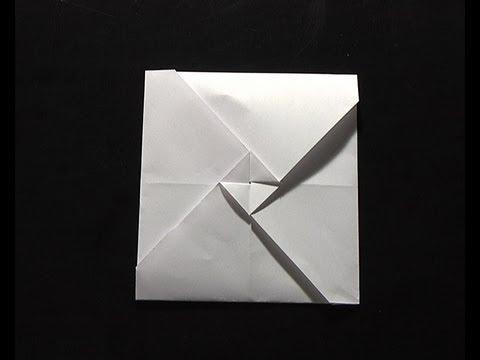 Origami pliage papier paquet cadeau youtube - Pliage papier cadeau ...