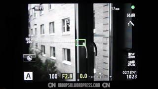 Olympus M.Zuiko Digital ED 17/1.8 � Autofocus speed test