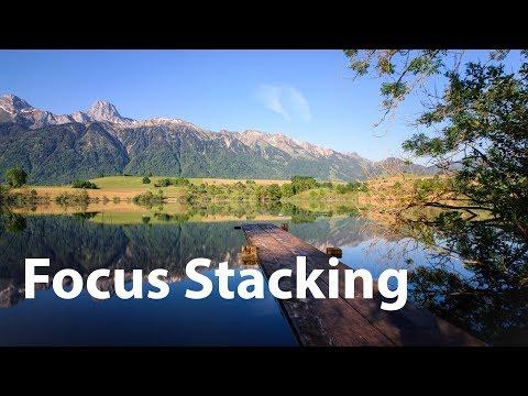 Focus Stacking in der Landschaftsfotografie