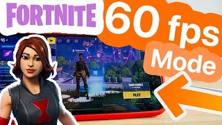 GET 60FPS on ANY DEVICE on FORTNITE MOBILE (iPhone, iPad)