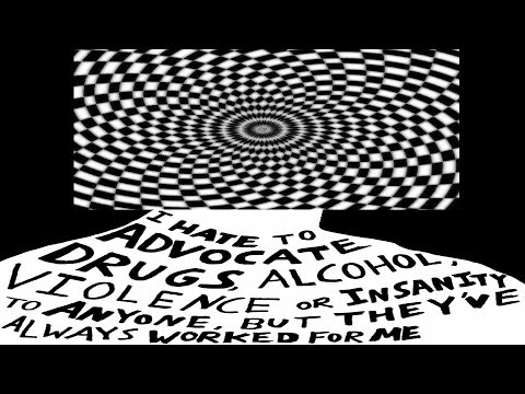 TECHNO MIX 2018 [TRIPPY PSYCHEDELIC 3D VIDEO ANIMATION BEST HD] PEAKTIME SESSION V1 BY ACIDGREEN