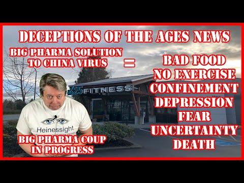 Coronavirus Update How Politicians & Pharmaceuticals Are Killing You