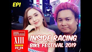 Motovlog #36 : INSIDE RACING BIKE FESTIVAL XIII EP1 | Motorcycle Show | Bike Enthusiast | Gear Sales