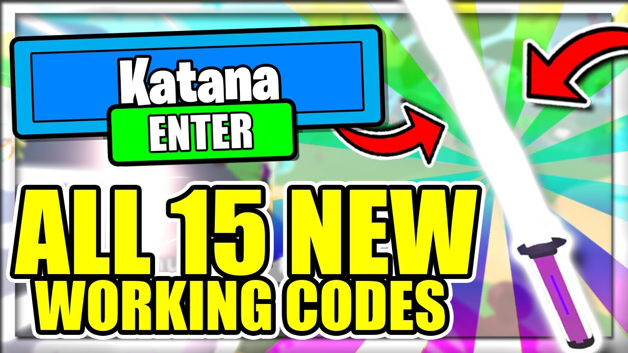 Katana Simulator Codes Roblox July 2020 Mejoress