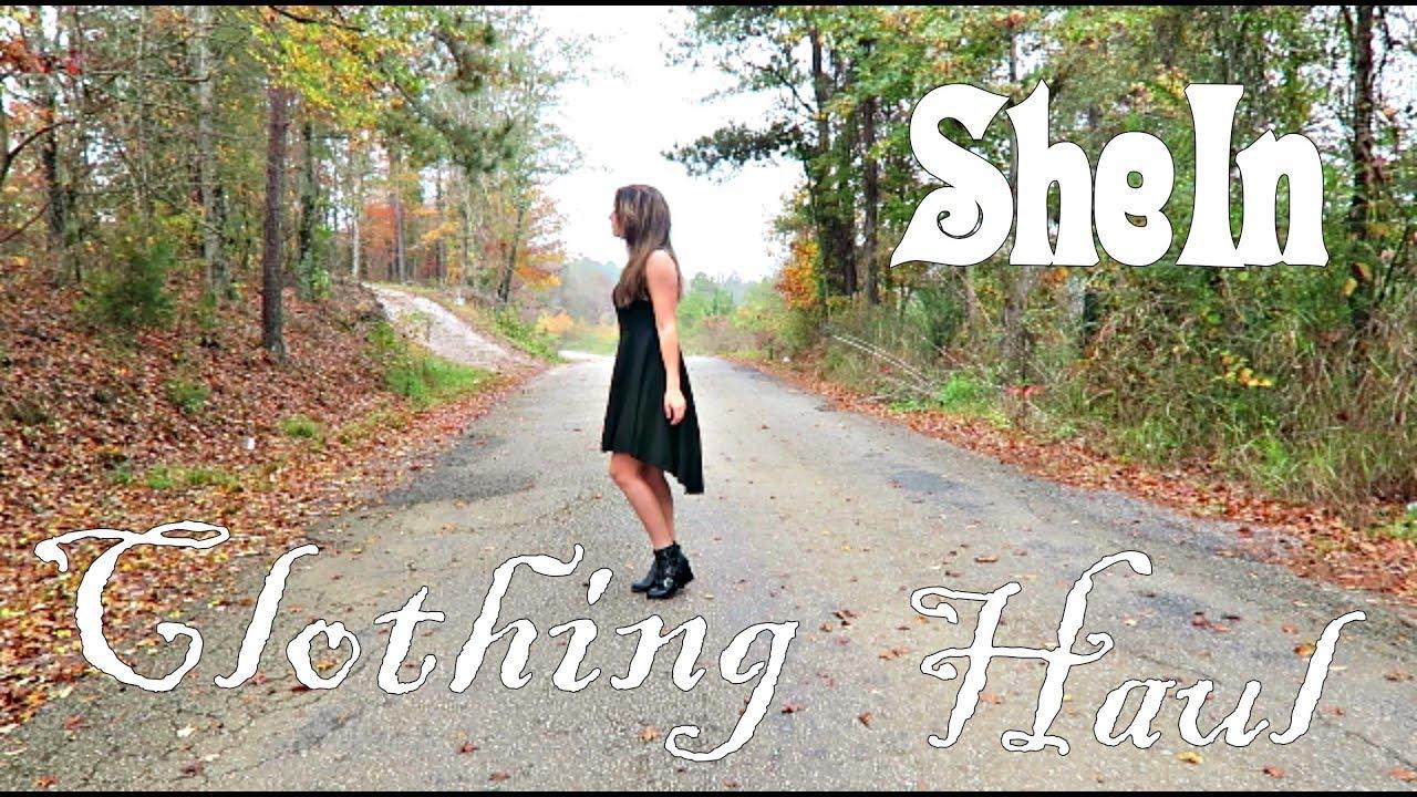 3e30c2957b34 SHEIN CLOTHING HAUL! | MASSIVE SHEIN BLACK FRIDAY SALE 2017! - YouTube