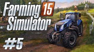 Farming Simulator 15 #5 - Am nevoie de bani pentru ferma