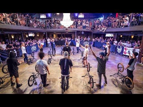 FLATLAND BMX AT ITS FINEST - The 2017 Voodoo Jam Finals!