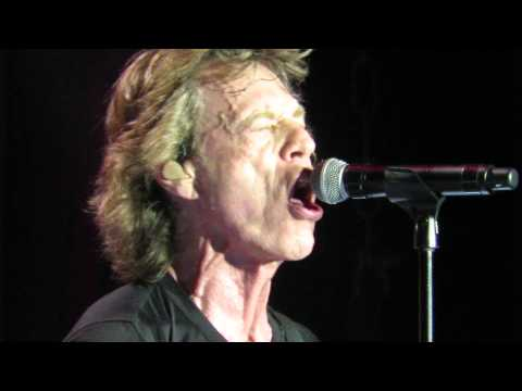 Rolling Stones - Doom And Gloom   Nashville June 17 2015
