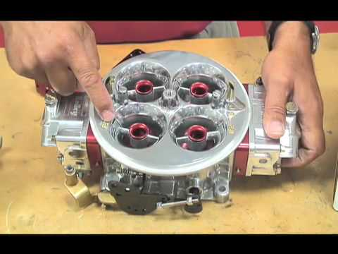 Holley Ultra Dominator Carburetors